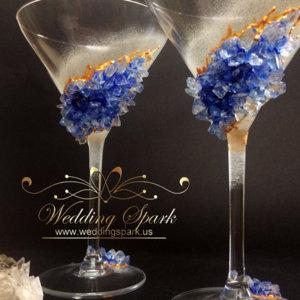 Wine brandy martini Image