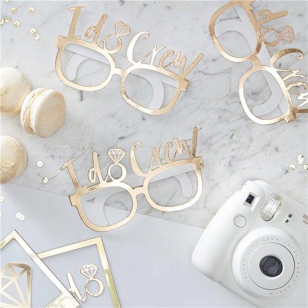 I DO CREW  - очила за моминско парти