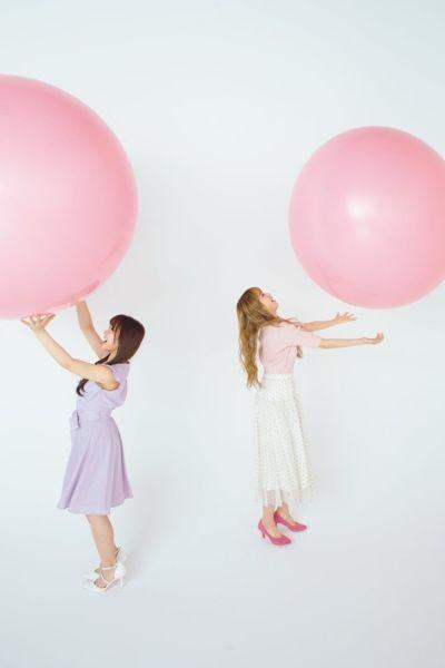 Голям Розов Балон - 90 см диаметър