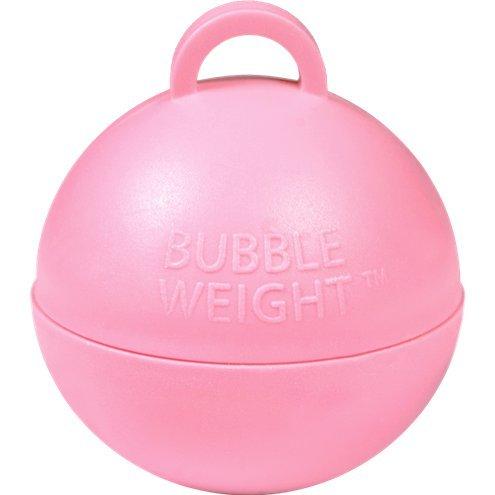 Розова тежест за балон - 35 гр