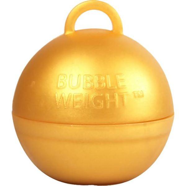 Златна тежест за балон - 35 гр