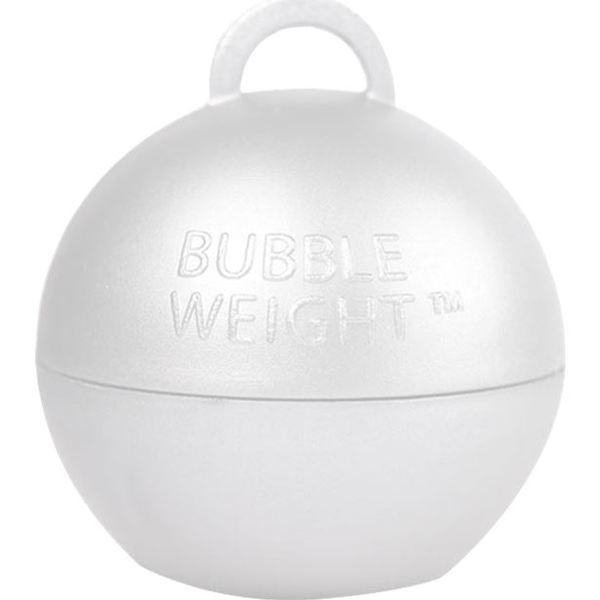 Бяла тежест за балон - 35 гр