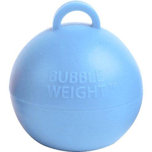 Тежест за балон в бебешко синьо - 35 гр