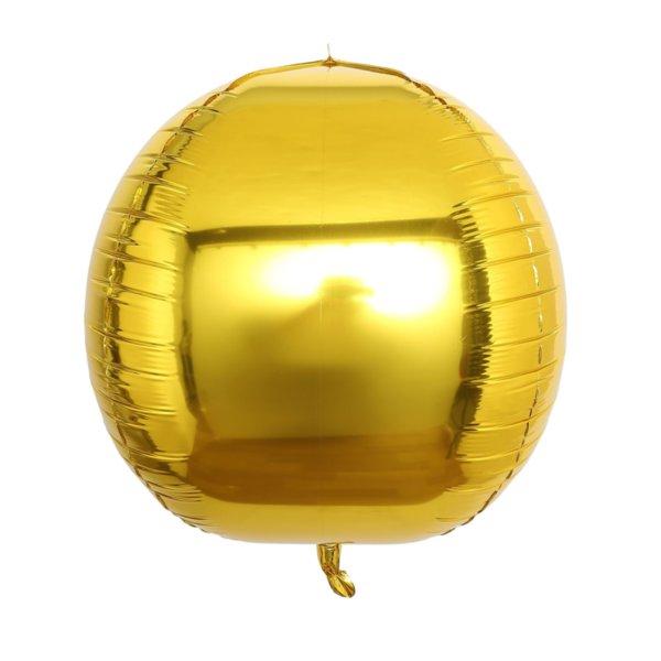 Фолиев балон - СФЕРА злато