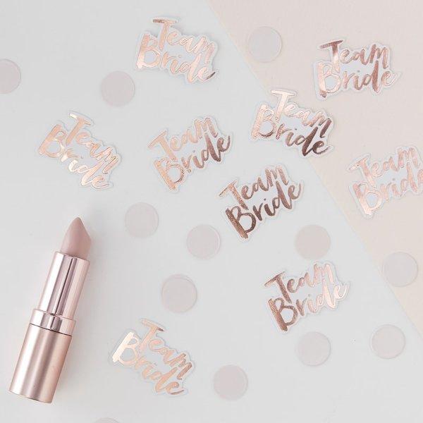 Конфети за моминско парти - Team Bride