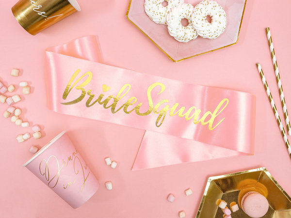 Лента Bride Squad
