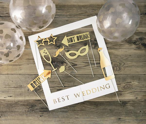 Комплект за Снимки - Best Wedding