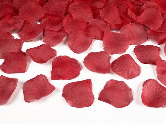 Листа от рози - Червени