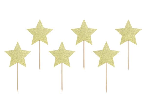 Топери за мъфини - Звезда
