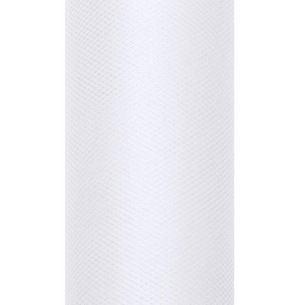 Тюл ролка - Бял