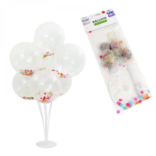 Комплект балони на стойка