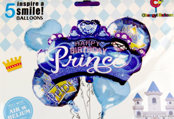 """Комплект балони """" PRINCE"""""""