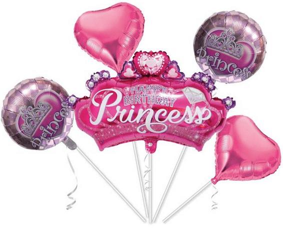 "Kомплект балони ""PRINCESS"""