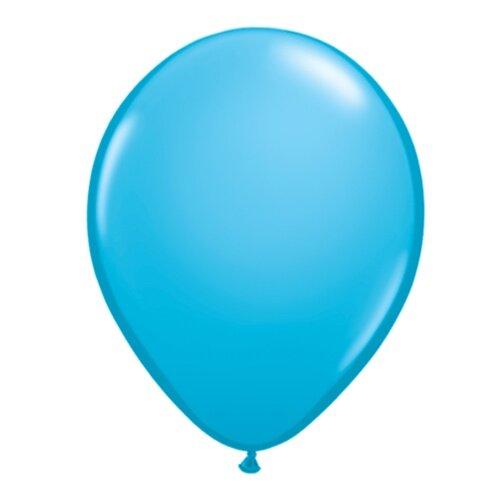 """Балони """"Класик"""" - сини - 10 броя"""