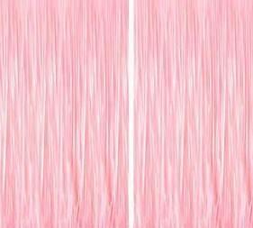 """Ресни за декорация """"Macaron"""" - розови"""