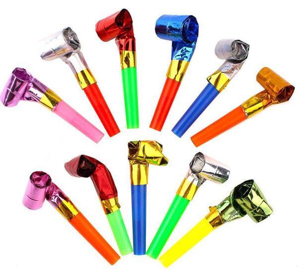 Парти свирки - микс цветове