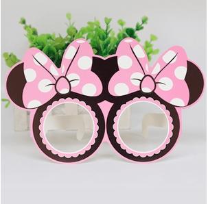 Парти Очила Мини Маусе ( Minnie Mouse ) - 6 броя