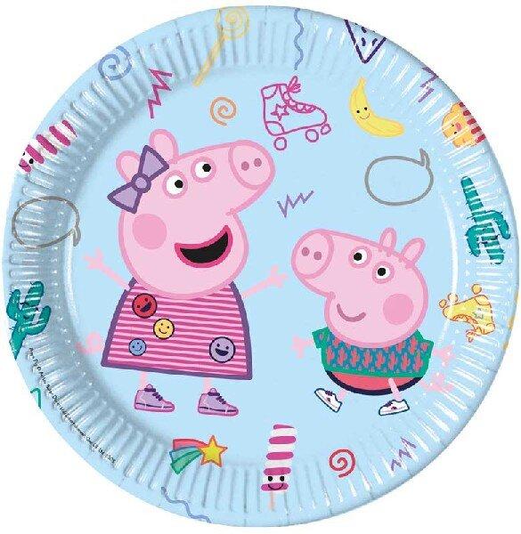 Чинии Пепа Пиг ( Peppa Pig ) - 23 см