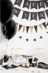 Златна лента за балони  -  225 м