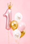 "Парти балони ""One"" - 6 броя"
