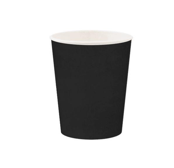 Парти чаши - черни - 10 броя в пакет