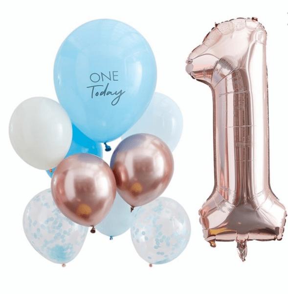 """Парти Балони"""" One Today"""" - 10 броя"""