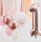 "Парти Балони"" One Today"" - 10 броя-Copy"