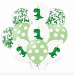 """Сет от 10 балона """" Динозавър"""""""