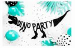 """Парти украса - Динозавър """"Happy Birthday""""-Copy"""