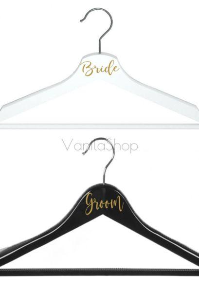 Комплект закачалки за Булката и Младоженецът