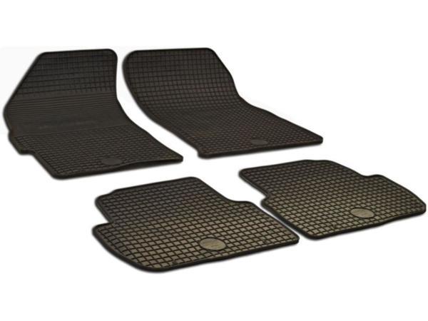 Комплект гумени стелки за Chevrolet Spark 2010-