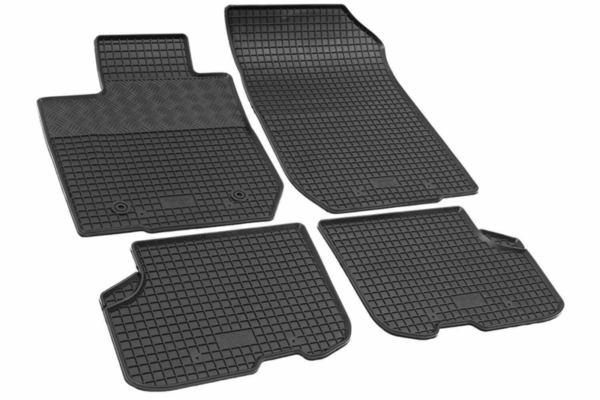 Комплект гумени стелки за Dacia Logan 5 места 2012-