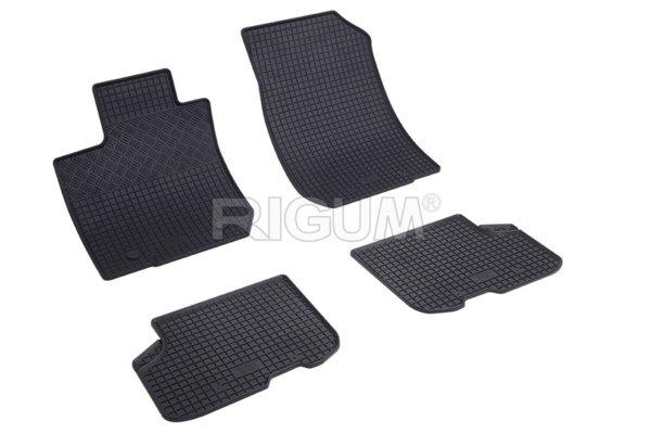 Комплект гумени стелки за Dacia Logan 5m 2013-