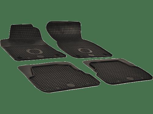 Комплект гумени стелки за Audi A3 2012-