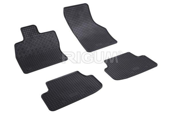 Комплект гумени стелки за Audi A3 Sportback 2012-