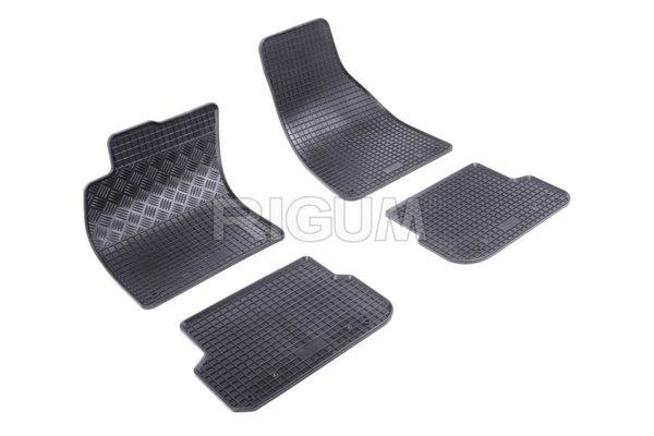 Комплект гумени стелки за Audi A6 2006-