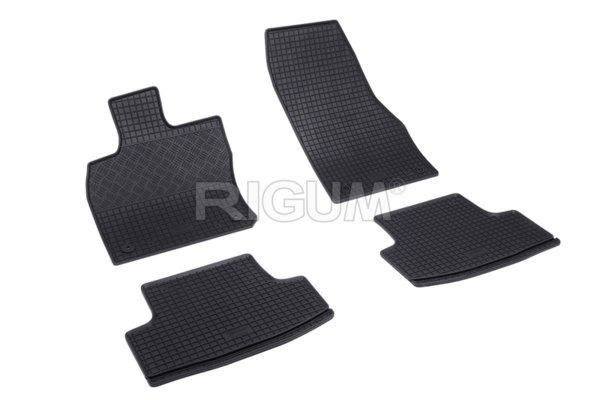 Комплект гумени стелки за Audi Q2 2016-