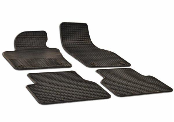 Комплект гумени стелки за Audi Q3 2011-