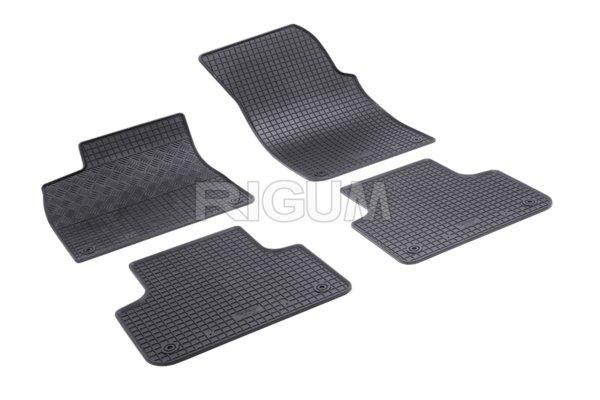 Комплект гумени стелки за Audi Q8 2019-