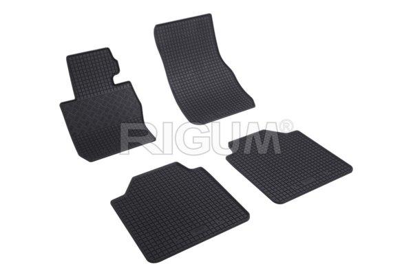 Комплект гумени стелки за BMW 3 Gran Turismo (F34) 2013-