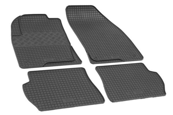 Комплект гумени стелки за BMW 5 (F10,F11) 2010-