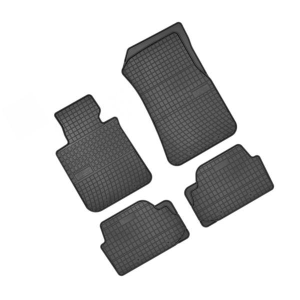Комплект гумени стелки за BMW X1(E84) 2009-