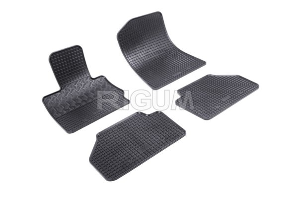 Комплект гумени стелки за BMW X3 (F25) 2010-