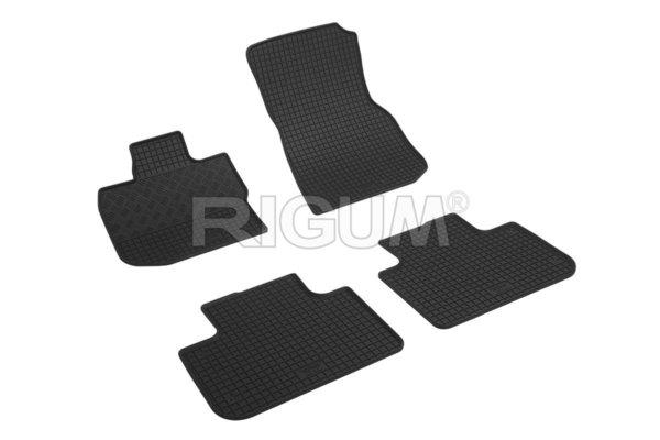 Комплект гумени стелки за BMW X3 (G01) 2017-