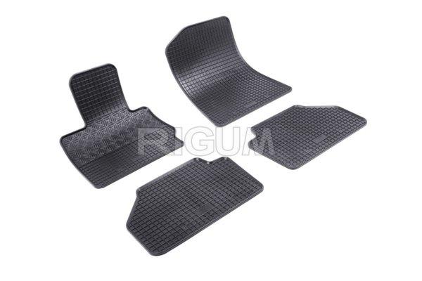 Комплект гумени стелки за BMW X4 (F26) 2014-