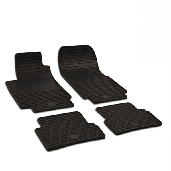 Комплект гумени стелки за BMW X4 (F26) 2014--Copy