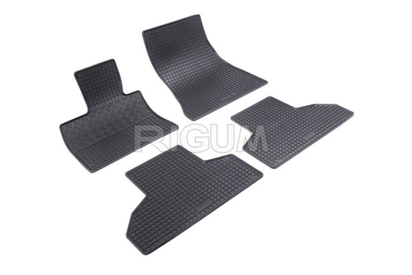 Комплект гумени стелки за BMW X5 2014-