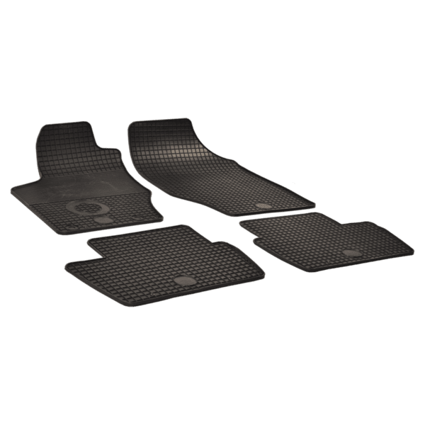 Комплект гумени стелки за Citroen C1 2005-