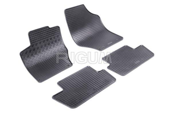 Комплект гумени стелки за Citroen C4 2010-