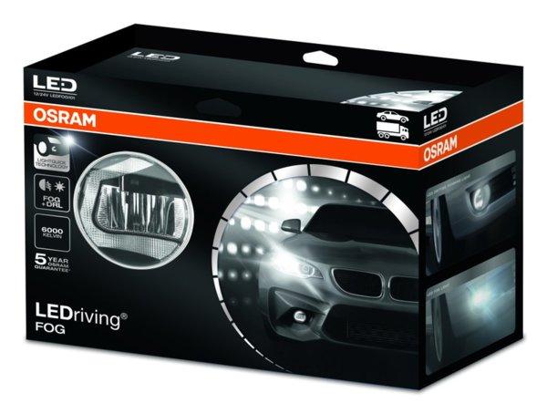 Дневни светлини, Osram LEDriving FOG 12/24V
